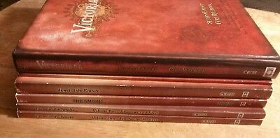 Victoriana 2nd Edition Cubicle 7 Lot 6 books