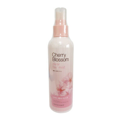 The Face Shop Cherry Blossom Clear Hair Mist 200ml