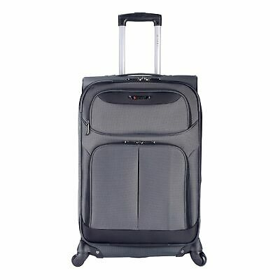 """Travelers Club Naples Collection 25-inch Expandable Suitcase - 25"""""""