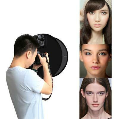 Durable Practical Portable Foldable Fastening Tape Ringlight Softbox WST