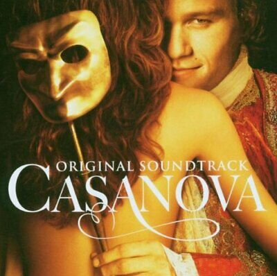 Casanova Original Soundtrack -  CD XCVG The Fast Free Shipping