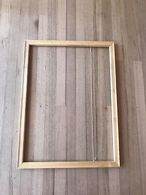 CA. 76x101 cm STRETCHER BAR SOLID WOOD FRAME FOR CANVAS PAINTINGS PRINTS