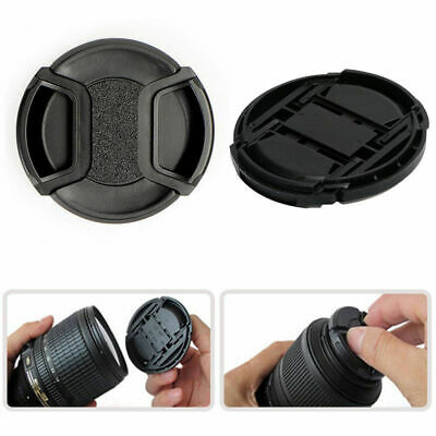 52mm Snap-On Lens Hood Cap Cover Universal for Canon Nikon Olympus Sony Camera