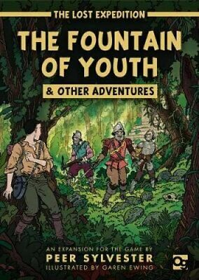 The Lost Expedition: The Fountain of Youth & Other Adventures A... 978147283