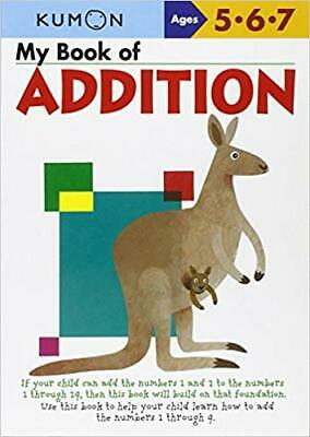 My Book of Addition - 9781933241012