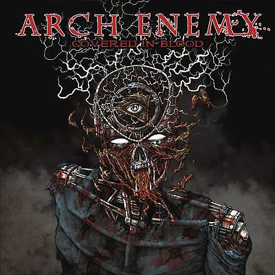 Arch Enemy - Covered In Blood CD ALBUM (18TH JAN) NEW