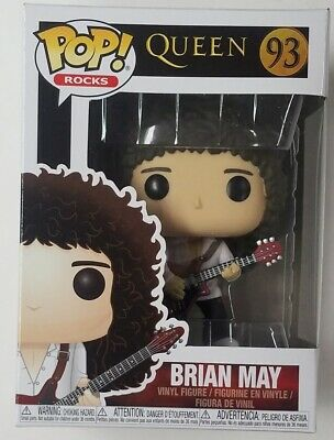 Funko Pop Rocks Brian May #93 Queen Vinyl Figure