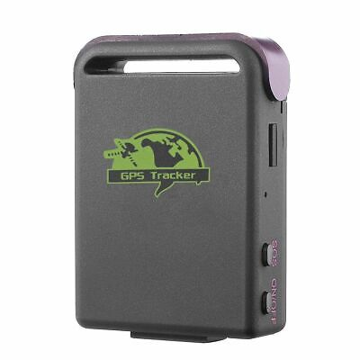 Localizzatore Satellitare GPRS GPS GSM TK102 Anti Furto Tracker Auto Moto Scoot
