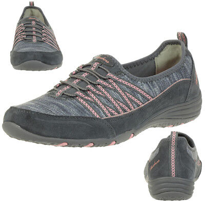 finest selection dd26c 12dbf Skechers Coupe Classique Unity Eternal Bliss Baskets Femme à Enfiler