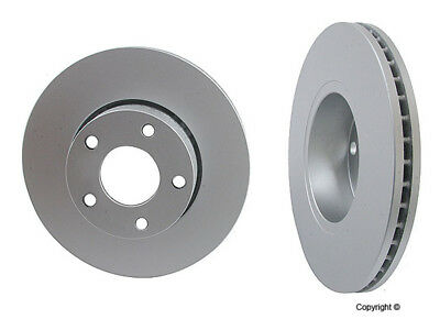 Meyle Disc Brake Rotor fits 1990-1997 Audi S4 S6 V8 Quattro  MFG NUMBER CATALOG