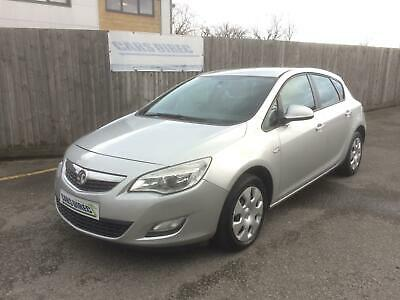 2010 60 Vauxhall Astra 1.6 Exclusiv, Manual, Petrol