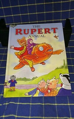 The Rupert Annual No74 ~ Published 2009~illustrated HardBack~VGC