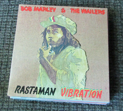 FREE 2for1 OFFER-Bob Marley & The Wailers – Rastaman Vibration Label: Island Re