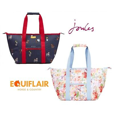 Joules Picnic Carrier Bag Printed and Fully Insulated