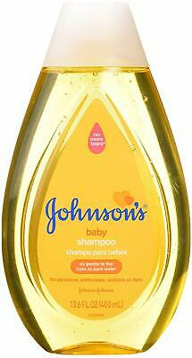 4 Pack Johnsons Baby Shampoo With Gentle Tear Free Formula 13.6 Oz Each