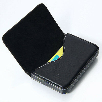 2019 Money Clip Wallet PU Leather Ultra Slim Mens Credit Card Coin ID Card