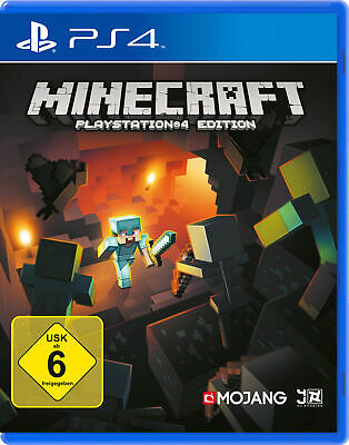 Minecraft PS4 Playstation 4 ** NEU+OVP **