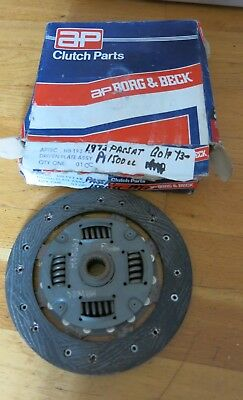 vw golf mk1/ Passat clutch plate