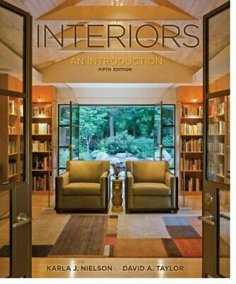 [PDF] Interiors 5th Edition by Karla J. Nielson - Instant Email Delivery