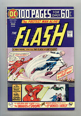Flash #232 VF 100-PG Giant, Cardy, Infantino, Andru, Green Lantern, Johnny Quick