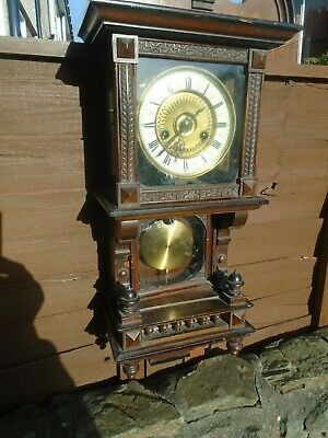 Attractive Antique Wall Clock With Alarm Hand?