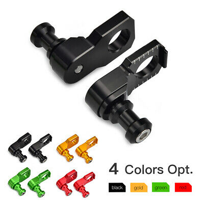 For Kawasaki ZX6R ZX10R Chain Adjusters Axle Block Spindle Sliders Parking Ball