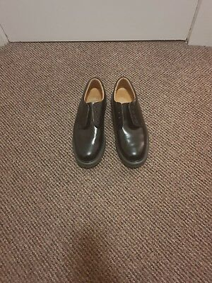 solovair men's Work  shoes size 7.5  7 1/2