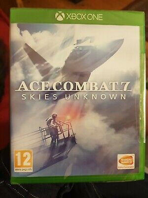 Ace Combat 7 Skies Unknown (Microsoft Xbox One 2019) - UK Version New & Sealed