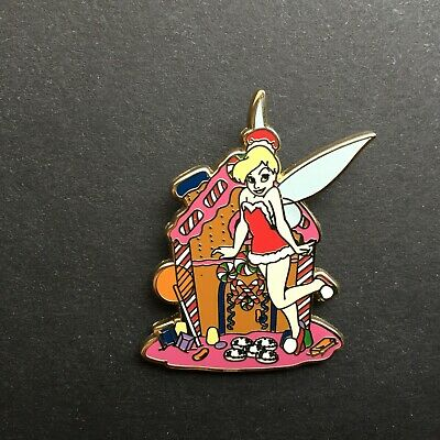 DisneyShopping.com 2007 Advent Tinker Bell Gingerbread LE 1000 Disney Pin 58613