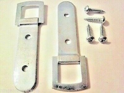 Picture Frame Strap Hangers With Screws 60mm Long 3, 6, 12, 18, or 24