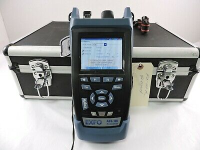 EXFO AXS-100 Mini Access Fiber OTDR - 90 Day Warranty