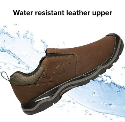 Brand New Slatters Rialto Mens Comfortable Leather Dress Boots
