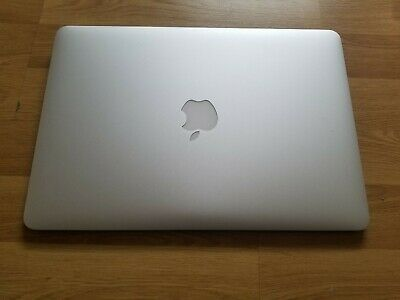 """Excellent Apple MacBook Air 13.3"""" 13 in Laptop 2017 Silver 1.8 Ghz 8GB 128GB"""