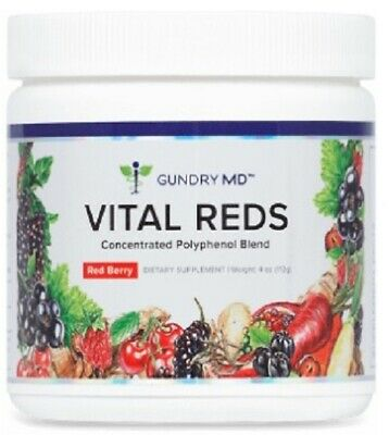 Gundry MD Vital Reds Concentrated Polyphenol Blend - 4oz (One-Month Supply)