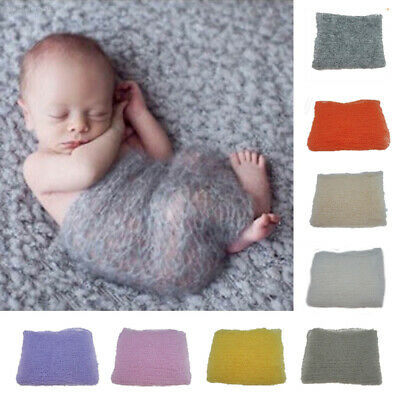1BEB Multi-Color GBD Stretch Knit Wrap Wrap Clothing Photography Wraps Indoor