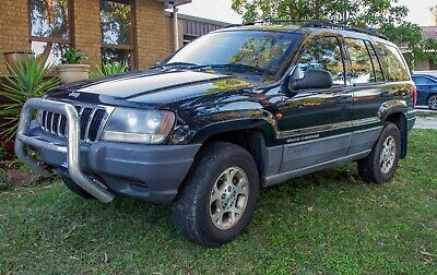 jeep grand cherokee 2000 wj