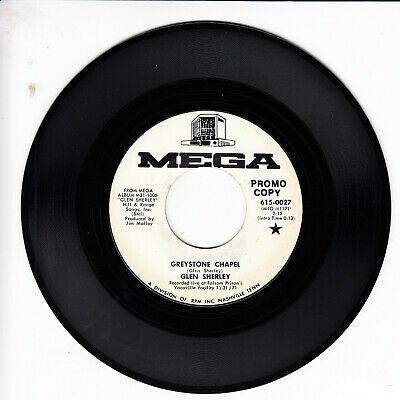 JUDY LYNN Antique In My Closet VG(+) 45 RPM