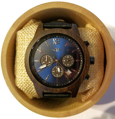 Chronograph leather watch,Men leather watch,Men watch,Leather Watch,Luxury watch