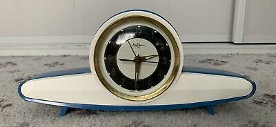 Antique retro clock great collectable In good condition