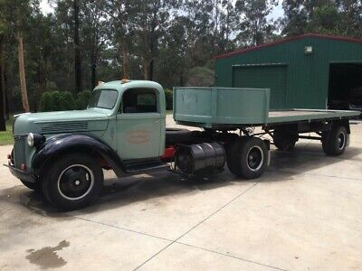 1940 Ford Truck Series Prime Mover