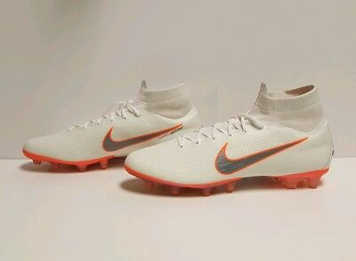 252a85dc01f7 Nike Mercurial Superfly 6 Elite AG-PRO ACC Soccer Cleats AH7377 107 Mens  Size 12