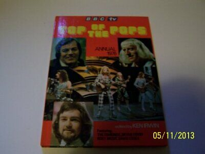 Top of the Pops Annual 1976 by Irwin, Ken (ed). Book The Cheap Fast Free Post