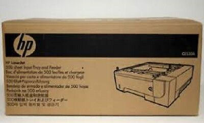 Brand New HP LaserJet 500-sheet Feeder Tray for P3015 Series CE530A