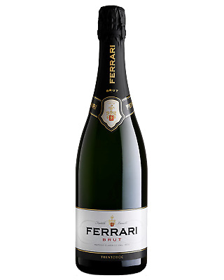 Ferrari Brut Champagne Sparkling 750mL case of 6