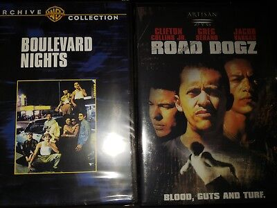 Boulevard Nights + ROAD DOGZ GET BOTH DVDS FOR THE PRICE OF 1 RARE
