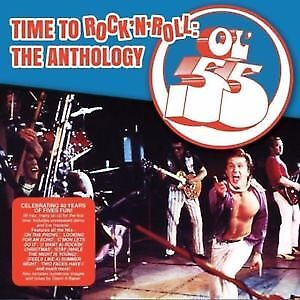 Ol'55 (2 Cd) Time To Rock 'N' Roll : The Anthology ~ Greatest Hits Ol 55 *New*