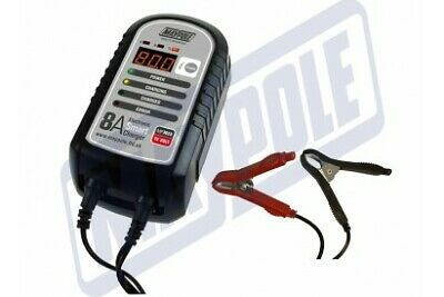 MP7428 8A 12V Electronic Smart Charger