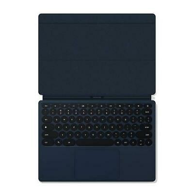 Google Pixel Slate Keyboard Blue  -  Quick snap connector - Doubles as a Cover -