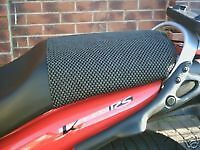 universal non slip motorcycle seat cover