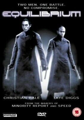 Equilibrium [DVD] [2003] -  CD LGVG The Fast Free Shipping